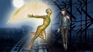 ангел и Инга